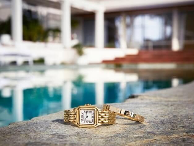 El Reloj Panthère de Cartier sigue en lo más alto de las tendencias