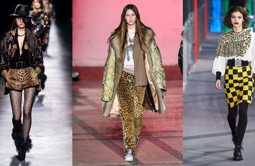 El estampado de leopardo sigue triunfando esta temporada