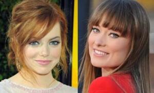 La marca de cosmética Revlon ficha a Emma Stone y Olivia Wilde