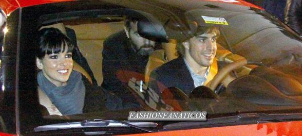 Fernando Alonso y Raquel del Rosario, un divorcio ¿muy caro?