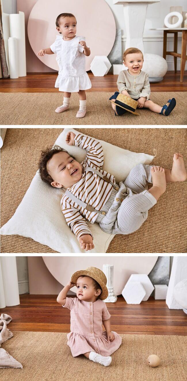 H&M moda para los más pequeños de la casa