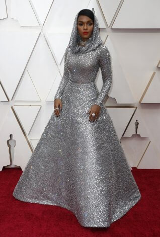 Los vestidos más espectaculares de los Oscar 2020