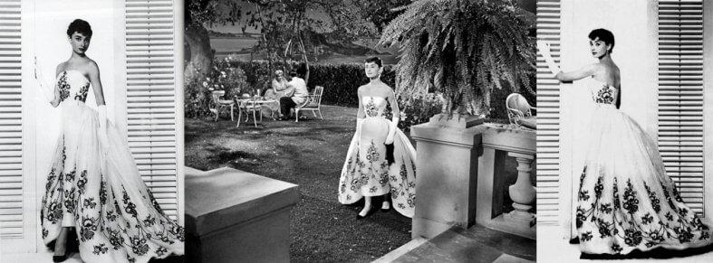 Inspira tu look de novia en Audrey Hepburn
