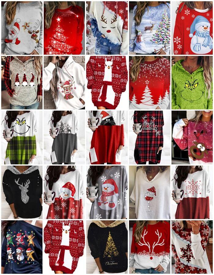 Jerseys Navideños para animar las fiestas