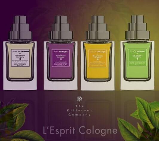 L'Esprit Cologne, un nuevo modo de ver el agua de colonia