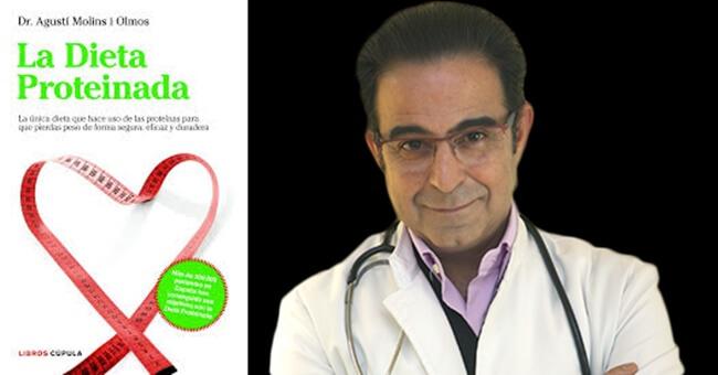 La dieta proteinada del doctor Agustín Molins