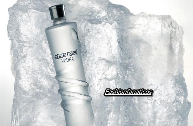 Roberto Cavalli celebra su aniversario con una botella de vodka muy especial