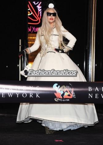 Lady Gaga abre una tienda en Nueva York