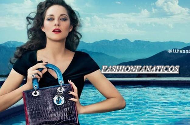Marion Cotillard sigue inspirando a Dior