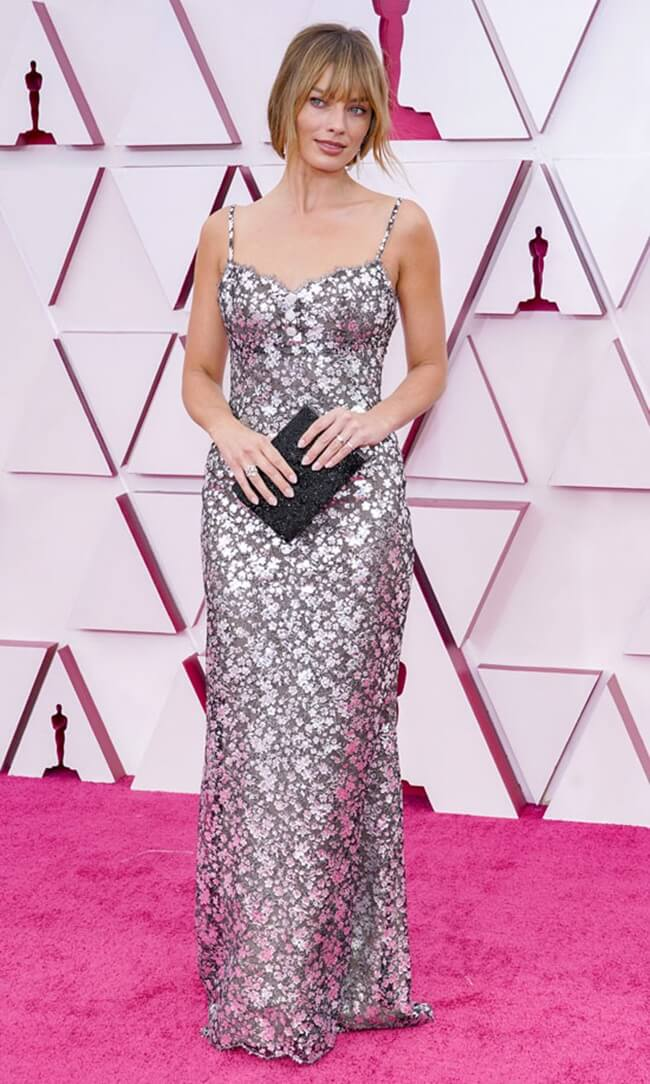 Las Mejor Vestidas de los Premios Oscar 2021