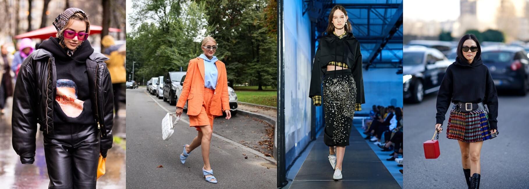 Las Sudaderas con Capucha son la clave para lucir el estilo urbano pero abrigadas