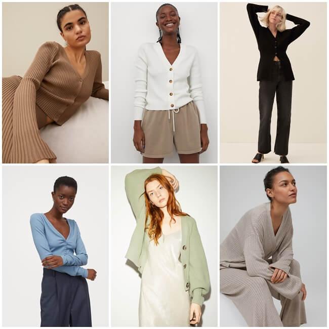 Las prendas de H&M que van a dominar la Primavera