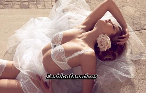 Tendencias lencería para novias Primavera-Verano 2013