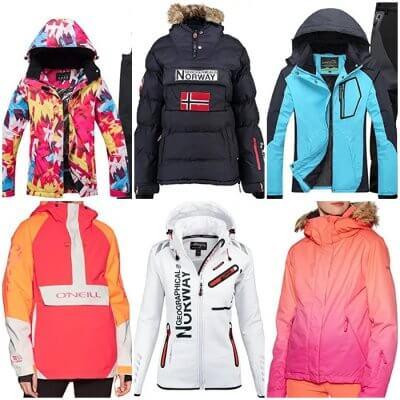 Looks para ir a Esquiar con mucho estilo