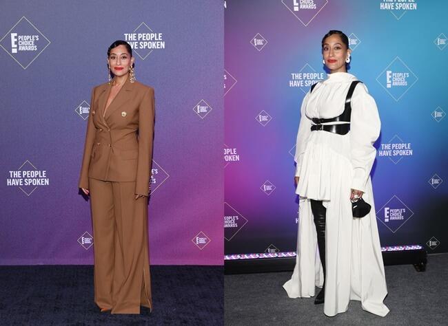 Los Looks más destacados de los Premios People's Choice Awards 2020 1