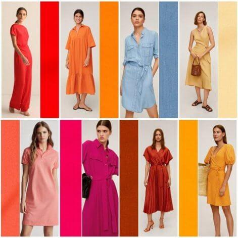 Los Mejores Colores Pantone para Primavera 2021
