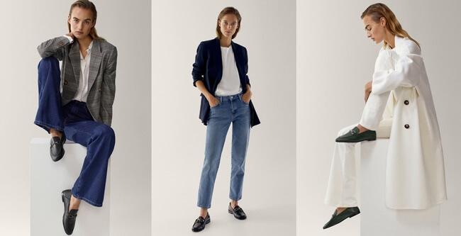 Los Zapatos Planos de Massimo Dutti que más se llevan
