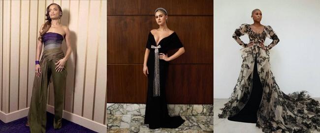 Los looks de las famosas en los Critics 'Choice Awards