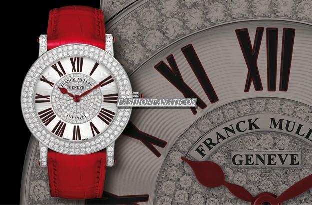 Franck Muller, nueva colección de relojes