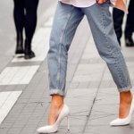 Los zapatos blancos más de moda que nunca esta temporada