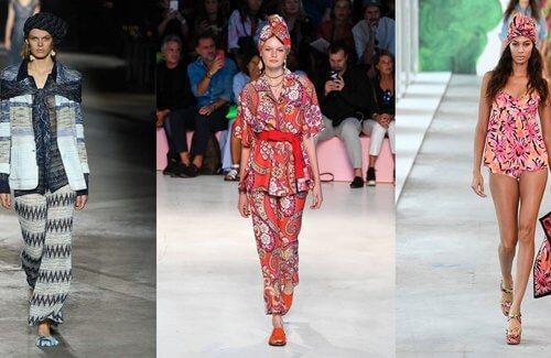 Luce un turbante y marca tendencia!!