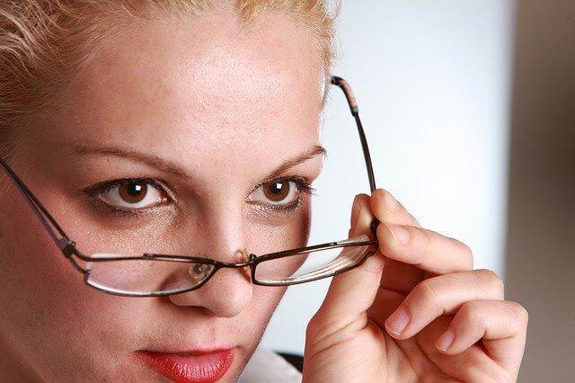 Maquillaje para una entrevista de trabajo