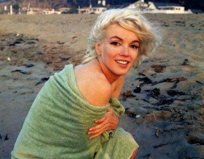 Marilyn sigue muy presente