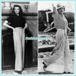 ¿Qué son los pantalones Palazzo?