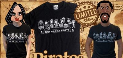 Mister Black Tee, nueva marca para l@s adict@s a las camisetas
