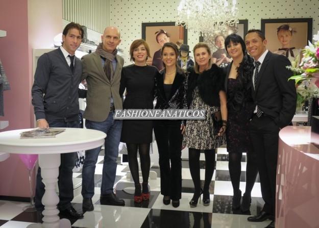 Monnalisa inaugura su primera tienda en Barcelona