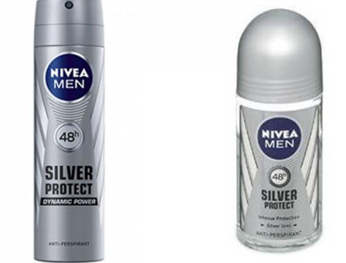 "Nivea For Men Silver Protect, no es ""plata"" todo lo que reluce"