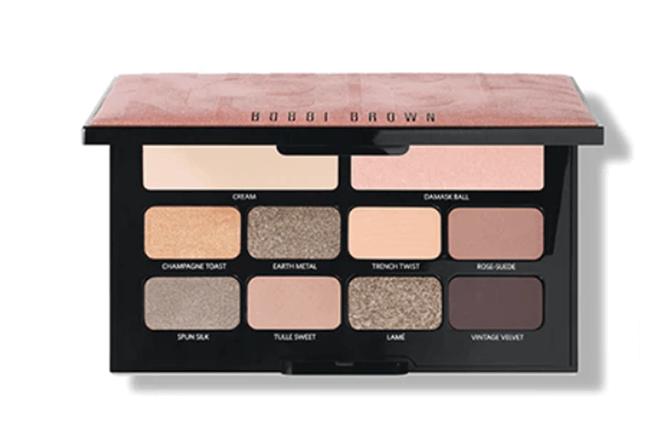 Nuevas sombras de ojos edición limitada Bobbi Brown