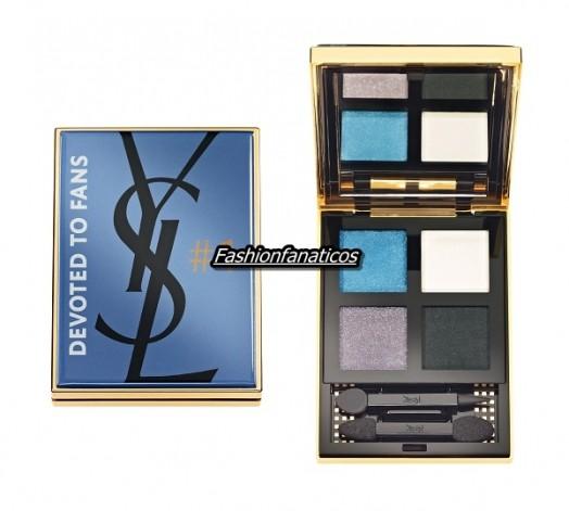 YSL crea una línea de maquillaje inspirada en Facebook
