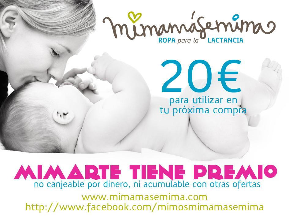 Mimamasemima regala cada semana un vale regalo de 20€ en Fashionfanaticos