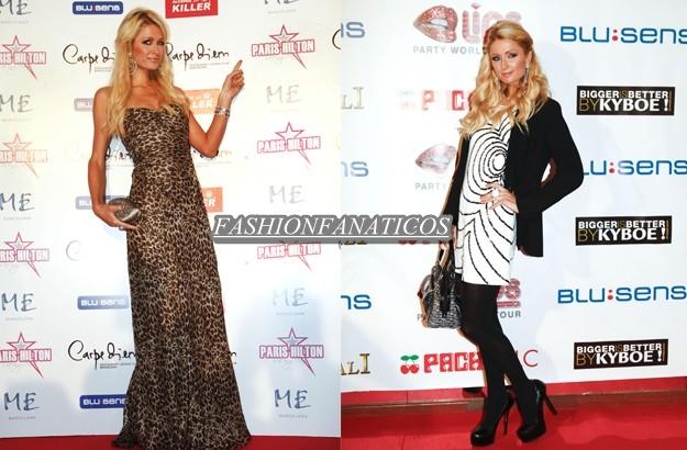 Paris Hilton elige modelos de diseñadores españoles