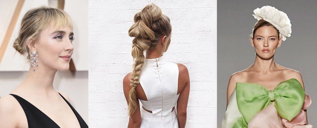 Peinados para las invitadas a una boda