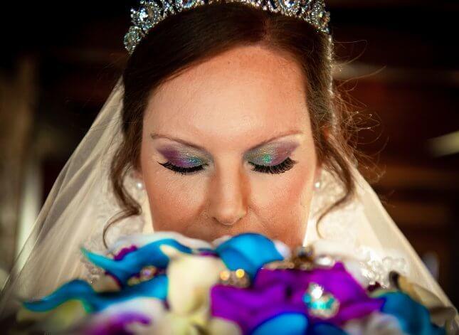 Peinados y maquillajes originales para novias