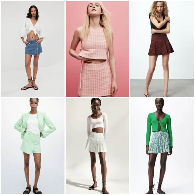 Por qué deberías cambiar tus shorts por Faldas Pantalón