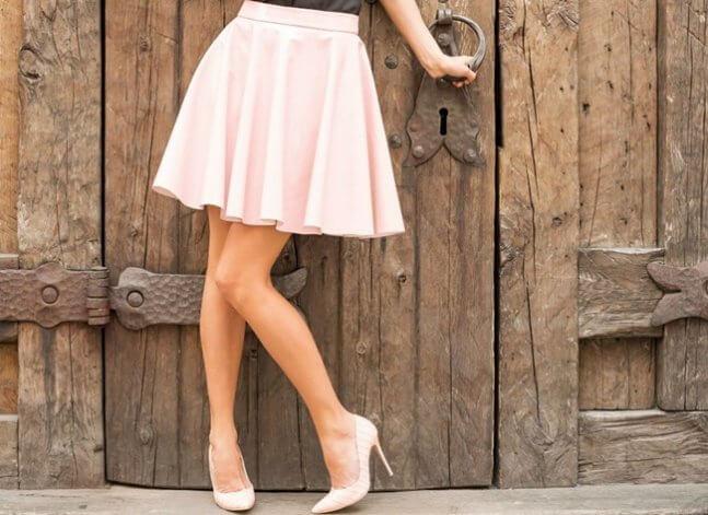 ¿Qué tipo de falda te sienta mejor?