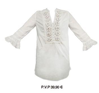 Camisa Ibicenca