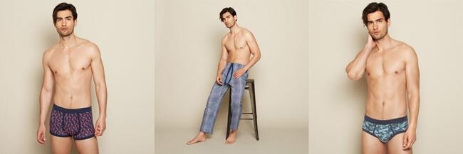 Yamamay, ropa interior para hombre