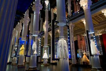 Dior, en el Museo Pushkin