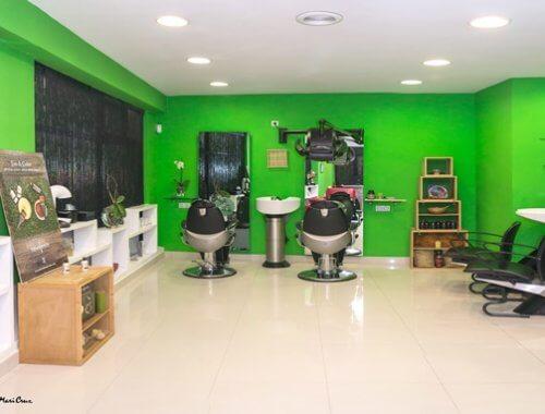 Salones de peluquería ECO