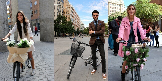 Smart Ride, moda urbana a pie de bici