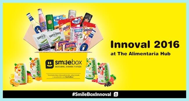 SmileBox Innoval muy presente en Alimentaria 2016