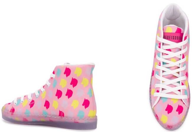 Sneakers Rosas que se han convertido en tendencia