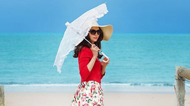 Tanofobia o miedo al Sol, la enfermedad de moda