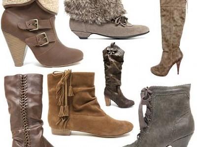 Tendencias en botas para el próximo Otoño-Invierno 2011-2012