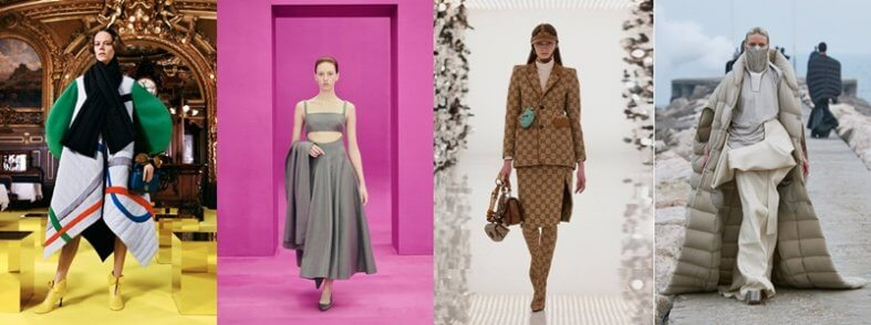 Tendencias de Moda otoño / invierno 2021