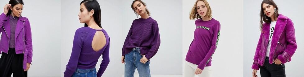 Tendencias en Colores de Moda Invierno 2019